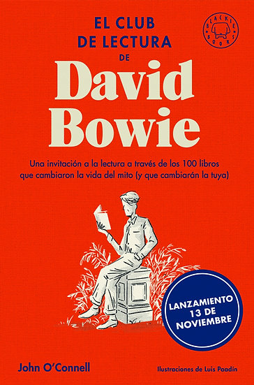 EL CLUB DE LECTURA DE DAVID BOWIE. O'CONNELL, JOHN