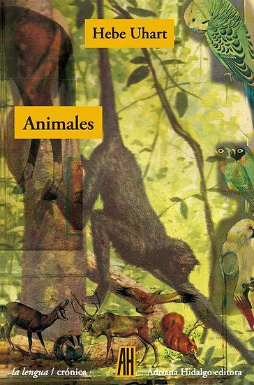 ANIMALES. UHART, HEBE