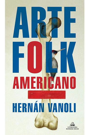 ARTE FOLK AMERICANO. VANOLI, HERNÁN