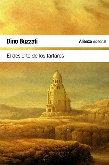 EL DESIERTO DE LOS TÁRTAROS. BUZZATI, DINO
