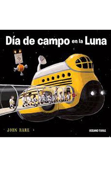 DÍA DE CAMPO EN LA LUNA. HARE, JOHN