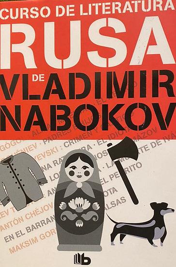CURSO DE LITERATURA RUSA. NABOKOV, VLADIMIR