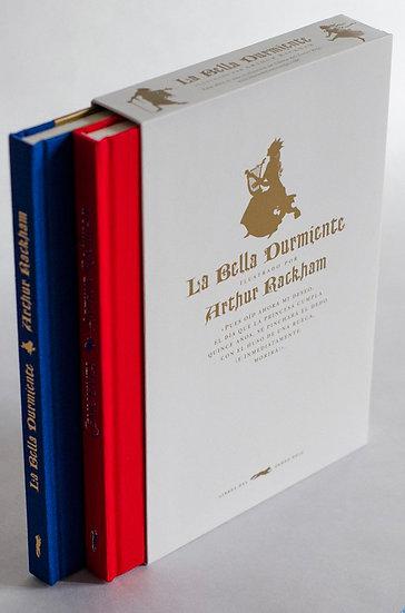 BOX: CENICIENTA Y LA BELLA DURMIENTE. RACKHAM, ARTHUR