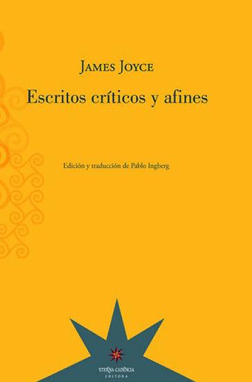 ESCRITOS CRÍTICOS Y AFINES. JOYCE, JAMES