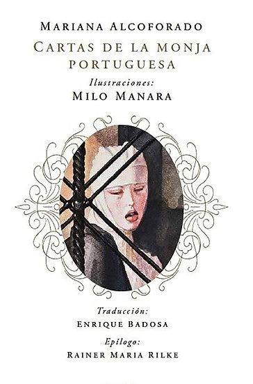 CARTAS DE LA MONJA PORTUGUESA. ALCOFONARO, MARIANA - MANARA, MILO