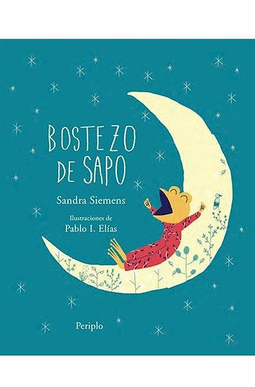 BOSTEZO DE SAPO. SIEMENS, SANDRA