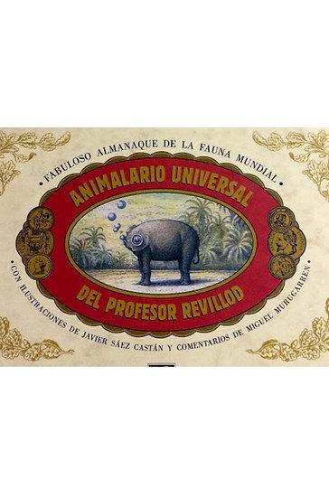ANIMALARIO UNIVERSAL DEL PROFESOR REVILLOD. SÁEZ CASTÁN, J.