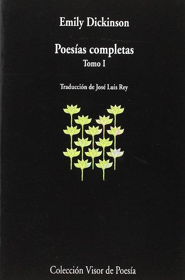 POESÍAS COMPLETAS - TOMO 1. DICKINSON, EMILY