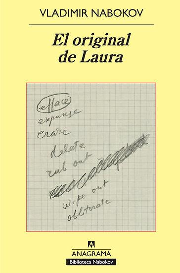 EL ORIGINAL DE LAURA. NABOKOV, VLADIMIR