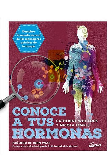 CONOCE A TUS HORMONAS. WHITLOCK, C. - TEMPLE, N.