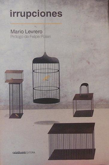 IRRUPCIONES. LEVRERO, MARIO