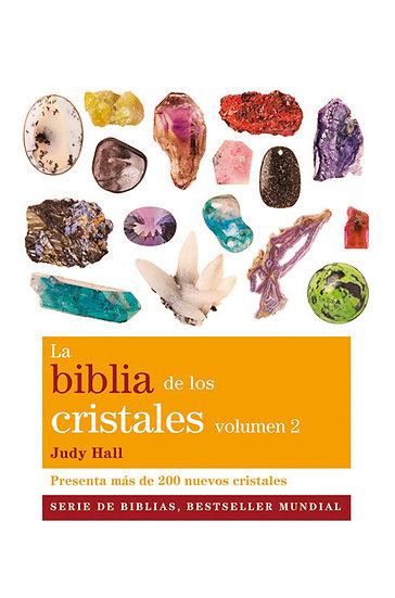 LA BIBLIA DE LOS CRISTALES (VOL.2). HALL, JUDY