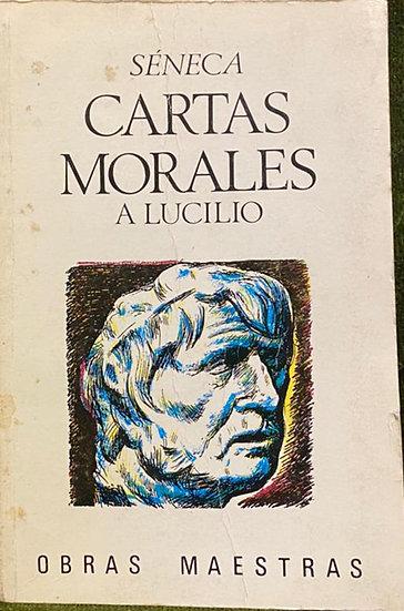 CARTAS MORALES A LUCILIO (2 TOMOS). SÉNECA