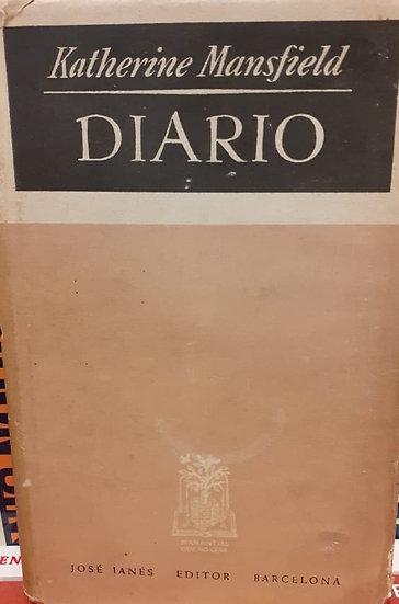 DIARIO. MANSFIELD, KATHERINE