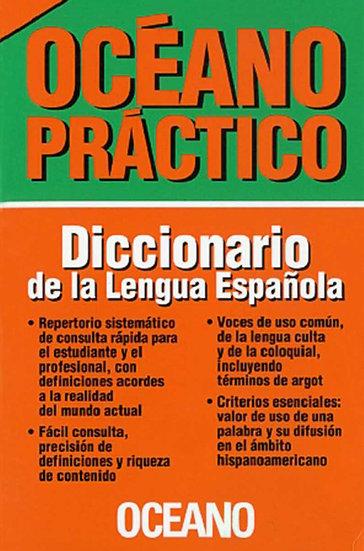 DICCIONARIO DE LA LENGUA ESPAÑOLA (OCÉANO PRÁCTICO).