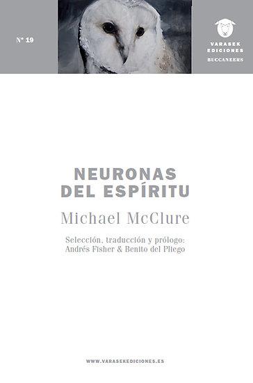 NEURONAS DEL ESPÍRITU. MCCLURE, MICHAEL