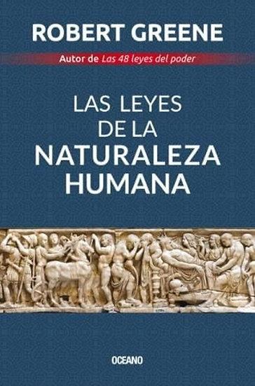 LAS LEYES DE LA NATURALEZA HUMANA. GREENE, ROBERT