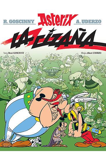 ASTERIX: LA CIZAÑA. GOSCINNY, R. - UDERZO, A.