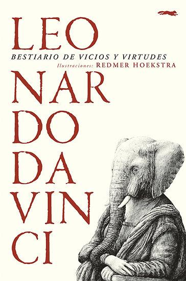 BESTIARIO DE VICIOS Y VIRTUDES. DA VINCI, LEONARDO