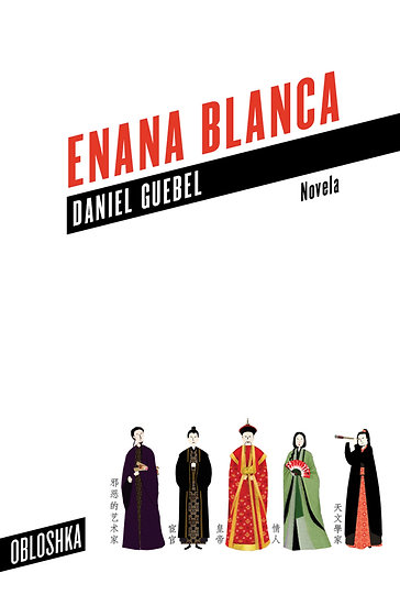 ENANA BLANCA. GUEBEL, DANIEL
