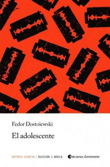 EL ADOLESCENTE. DOSTOIEWSKI, FEDOR