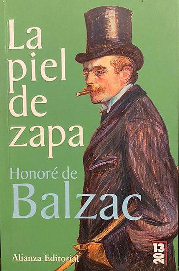 LA PIEL DE ZAPA. DE BALZAC, HONORÉ