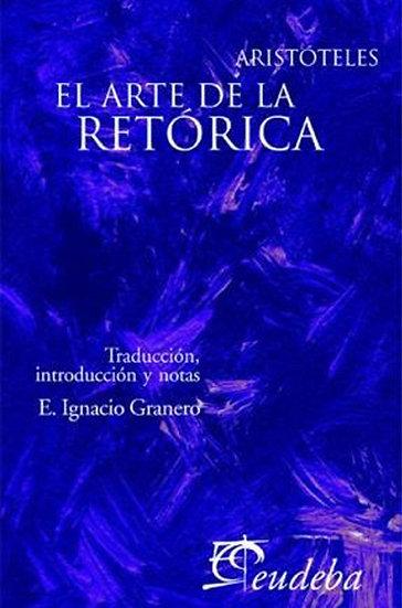 EL ARTE DE LA RETÓRICA. ARISTÓTELES