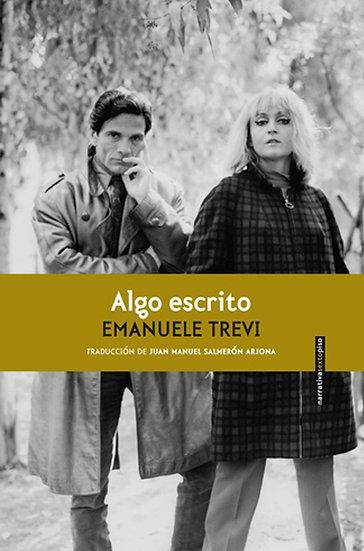 ALGO ESCRITO. TREVI, EMANUELE