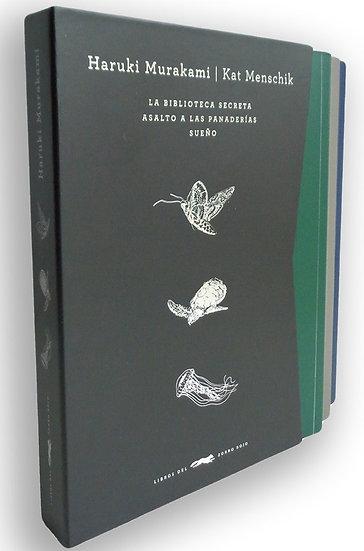 BOX: TRILOGÍA MURAKAMI. MURAKAMI, HARUKI