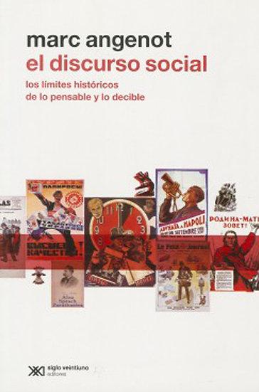 EL DISCURSO SOCIAL. ANGENOT, MARC