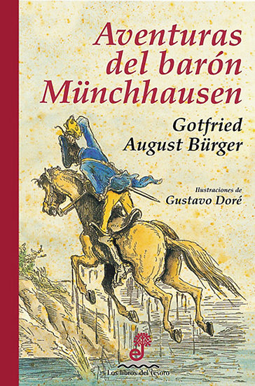 AVENTURAS DEL BARÓN DE MÜNCHHAUSEN. BÜRGER, GOTTFRIED AUGUST