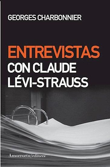 ENTREVISTAS CON CLAUDE LÉVI-STRAUSS. CHARBONNIER, GEORGES