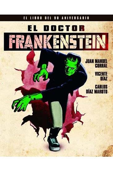 EL DOCTOR FRANKENSTEIN. VV.AA.