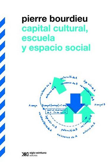 CAPITAL CULTURAL, ESCUELA Y ESPACIO SOCIAL. BOURDIEU, PIERRE