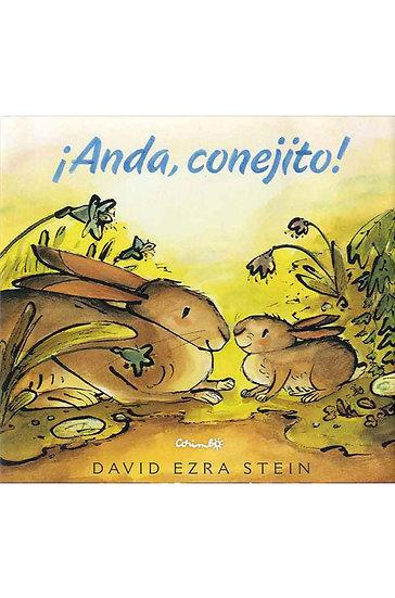¡ANDA, CONEJITO!. STEIN, DAVID EZRA