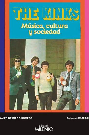 THE KINKS: MÚSICA, CULTURA Y SOCIEDAD. DE DIEGO ROMERO, JAVIER