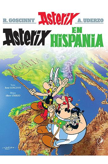 ASTERIX EN HISPANIA. GOSCINNY, RENÉ - UDERZO, ALBERT