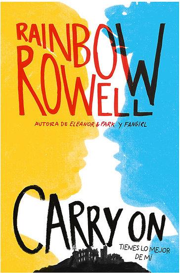 CARRY ON. ROWELL, RAINBOW
