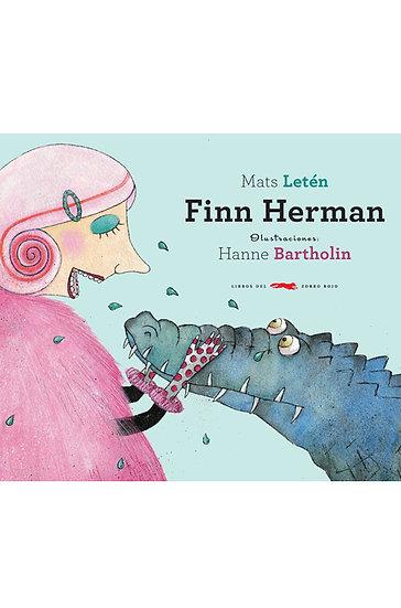 FINN HERMAN. LETÉN, MATS - BARTHOLIN, H.