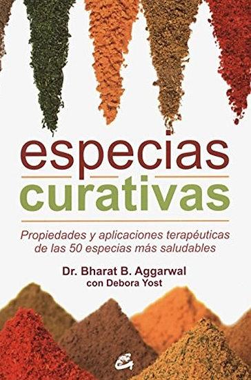 ESPECIAS CURATIVAS. AGGARWAL, BHARAT B.