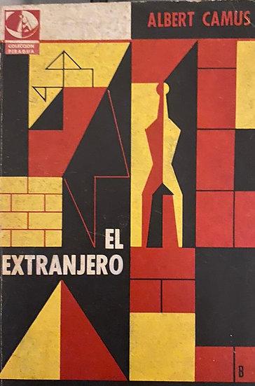 EL EXTRANJERO. CAMUS, ALBERT