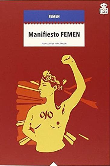 MANIFIESTO FEMEN. VV.AA.