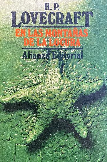 EN LAS MONTAÑAS DE LA LOCURA. LOVECRAFT, H.P.