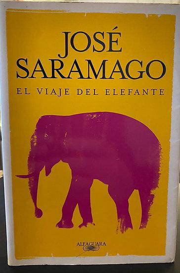EL VIAJE DEL ELEFANTE. SARAMAGO, JOSÉ