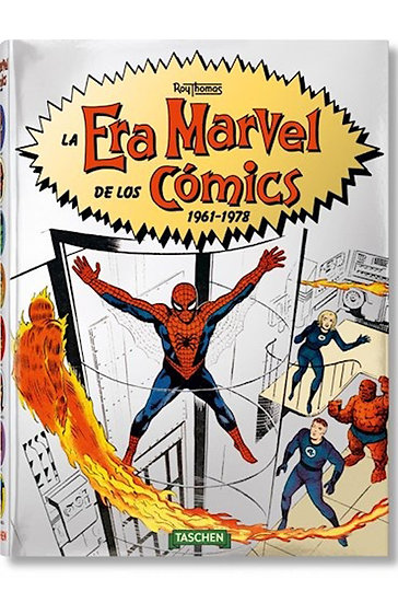 LA ERA MARVEL DE LOS CÓMICS 1961-1978. THOMAS, ROY