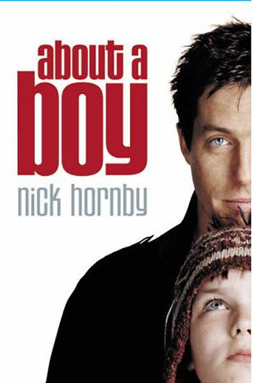 ABOUT A BOY. HORNBY, NICK