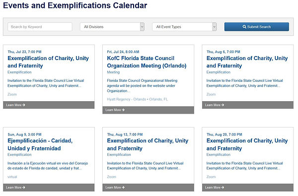 Events&ExemplificationsCalendar.JPG