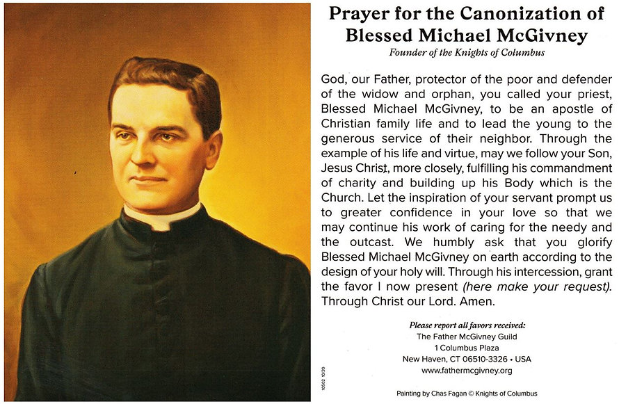 PrayerForCanonization.JPG