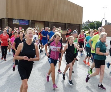 PARKRUN LAUNCHES IN FLEETWOOD!