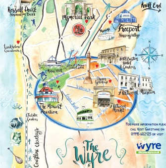 ENJOY MORE OF THE WYRE COASTLINE WITH A NEW GUIDE